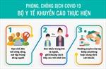 Những việc đơn giản cần làm để phòng, chống dịch COVID-19