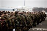 Không quân Israel lần đầu tiên tới Đức diễn tập chung