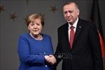 Thủ tướng Đức nỗ lực hạ nhiệt căng thẳng giữa Thổ Nhĩ Kỳ và Hy Lạp