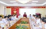 Trưởng ban Dân vận Trung ương gặp mặt các Trưởng cơ quan đại diện Việt Nam ở nước ngoài