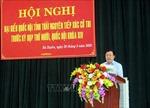 Phó Thủ tướng Phạm Bình Minh tiếp xúc cử tri tại tỉnh Thái Nguyên