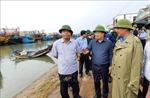 Ứng phó với bão số 5: Phó Thủ tướng Trịnh Đình Dũng yêu cầu bảo đảm an toàn cho người dân