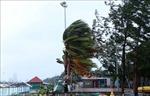 Bão số 9: Đà Nẵng có gió giật mạnh, mưa to