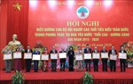 Hội Người cao tuổi Việt Nam xứng đáng là chỗ dựa tin cậy của Đảng, Nhà nước
