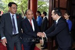 Thủ tướng dự Đại hội đại biểu Đảng bộ Khối các cơ quan Trung ương