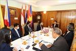Đại sứ các nước tại Nam Phi đánh giá cao công tác chuẩn bị Hội nghị Cấp cao ASEAN lần thứ 37 của Việt Nam