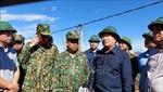 Vụ sạt lở tại Quảng Nam: Đã tìm thấy thi thể nạn nhân thứ 8 tại xã Trà Vân