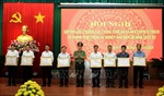 Thái Bình biểu dương thành tích đảm bảo an ninh cơ sở của lực lượng Công an xã bán chuyên trách