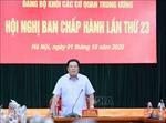 Đảng bộ Khối các cơ quan Trung ương phấn đấu hoàn thành nhiệm vụ tham mưu chiến lược