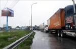 Hà Tĩnh thông xe, giải phóng ách tắc trên tuyến Quốc lộ 1A
