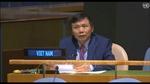 Việt Nam cam kết đóng góp nhằm tăng cường pháp quyền ở cấp độ quốc gia và quốc tế