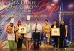 Sôi nổi cuộc thi 'Khi Gia đình Ngoại giao vào bếp lần III - 2020'