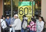 Black Friday mang lại hy vọng cho các nhà bán lẻ Mỹ