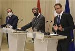 Ai Cập, Hy Lạp và Cyprus diễn tập chung ở Địa Trung Hải