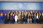 ASEAN-EU nâng tầm quan hệ Đối tác chiến lược