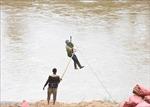Phản hồi thông tin của TTXVN:Kon Tum tuyên truyền, vận động người dân không liều mình đu dây qua sông Pô Kô