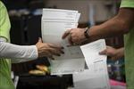 Bầu cử Mỹ 2020: Bộ Tư pháp khẳng định không có bằng chứng gian lận bầu cử