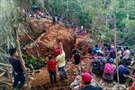 Nicaragua giải cứu các công nhân trong vụ sập mỏ