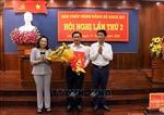 Trao quyết định phê chuẩn chức Chủ tịch UBND tỉnh Sóc Trăng đối với ông Trần Văn Lâu