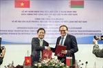 Việt Nam - Belarus: Tăng cường hợp tác hỗ trợ sản xuất phương tiện vận tải có động cơ