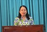 An Giang trao Huy hiệu Đảng cho 16 đảng viên cao tuổi Đảng