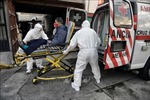 Mexico ghi nhận tuần có số ca tử vong cao nhất do dịch COVID-19