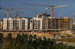 Palestine phản đối việc Israel xây hơn 2.500 nhà định cư mới ở Bờ Tây và Đông Jerusalem