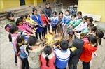 Phòng chống rét cho học sinh vùng biên giới cực Tây