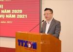 Bí thư Đảng ủy, Phó Tổng Giám đốc TTXVN Lê Quốc Minh: Lan tỏa kịp thời, chính xác thông tin chính thống về Đại hội XIII của Đảng