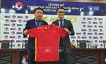Công bố trang phục các đội tuyển bóng đá quốc gia Việt Nam