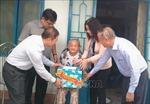 Trao tặng quà Tết cho người dân vùng bị thiên tai tại Khánh Hòa