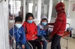 18 học sinh Trường Tiểu học Vĩnh Thủy phải nhập viện sau bữa ăn trưa