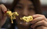 Giá vàng thế giới giảm do lợi suất trái phiếu Mỹ tăng