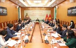 Đảng Nhân dân Cách mạng Lào thông báo về kết quả Đại hội lần thứ XI