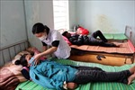 Điều tra nguyên nhân gây chùm ca bệnh ở huyện Kon PLông (Kon Tum)
