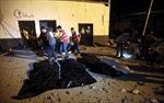 Libya bắt giữ một nghi can chính trong vụ thảm sát 30 người