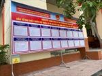 Đà Nẵng hoàn thành việc niêm yết danh sách cử tri tại các quận, huyện, phường, xã