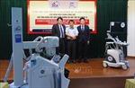 Nhật Bản trao tặng thiết bị y tế phòng, chống dịch COVID-19 cho Bệnh viện Trung ương Huế