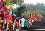 Linh thiêng lễ Giỗ Tổ Hùng Vương năm 2021 tại Phú Thọ