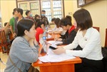 Hỗ trợ giải quyết việc làm, nâng cao thu nhập cho người lao động