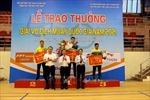Đội Thanh Hóa giành giải nhất toàn đoàn tại giải vô địch Muay quốc gia 2021