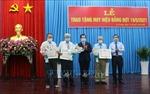 An Giang tổ chức trao Huy hiệu Đảng đợt 19/5 cho 15 đảng viên