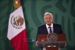 Mexico cho phép các tổ chức quốc tế giám sát bầu cử giữa kỳ