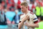 EURO 2020: Kevin de Bruyne - Thủ lĩnh dải ngân hà