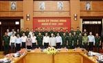 Công bố nhân sự Quân ủy Trung ương, Thường vụ Quân ủy Trung ương