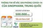 Thông tin về vaccine phòng COVID-19 của Sinopharm, Trung Quốc
