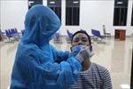 Thành phố Vinh tiếp tục lấy mẫu xét nghiệm cho người dân