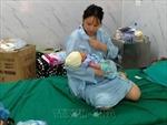 Hà Giang: Hỗ trợ sản phụ sinh con an toàn trong khu cách ly