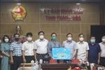 Thứ trưởng Bộ Y tế Đỗ Xuân Tuyên kiểm tra công tác phòng, chống dịch tại Thanh Hóa