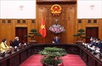 Thủ tướng tiếp Đại sứ Cuba, trao quà của Việt Nam tặng nhân dân Cuba